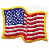 American Flag Shoulder Patch