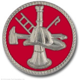 Hookfast Merit Award QS-4413F (Firefighter Scramble)