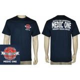 Seattle Fire Dept MEDIC ONE Duty T-Shirt