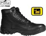 "Ridge 6"" Air-Tac Mid Duty Boot - SIDE ZIP [STEEL TOE]"