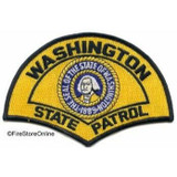 Patch - Washington State Police
