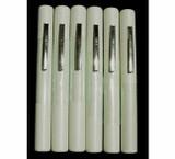 Disposable Penlight - 6 Pack White