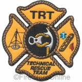 Technical Rescue Team PATCH