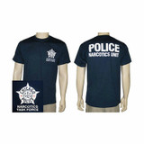 Chicago Police Department Narcotics Task Force Shirt