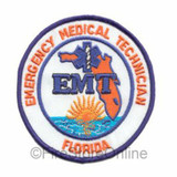 Florida State EMT Patch