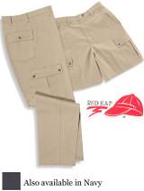 Red Kap Men's Cotton Cargo Shorts