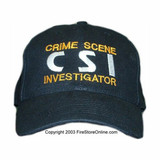 Crime Scene Investigator Hat