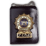 Perfect Fit Recessed Badge Neck Holder