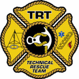 Decal - Technical Rescue Team (Helmet Size)
