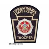 Patch - Pennsylvania State Police