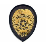 Patch - Security Officer Badge
