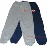 Chicago Fire Department Embroidered Sweatpants