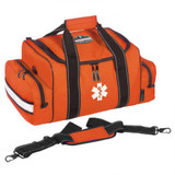 Orange Arsenal 5215 Deluxe Large Trauma Bag with Reflective Trim - Front View