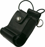 Fire Fighter Radio Holder - Fully Adjustable (Leather) 2