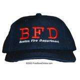 Boston Fire Department Duty Hat