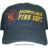 Honolulu Fire Dept. Hat