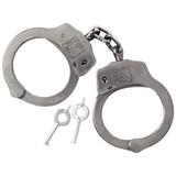 Handcuffs - Law Enforcement Stainless Steel