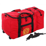 Arsenal 5005W Fire & Rescue Gear Bag with Wheels - Front View