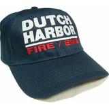 Dutch Harbor Alaska Fire Department HAT (Adjustable)