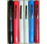 Disposable Penlight - 6 Pack Assorted Colors