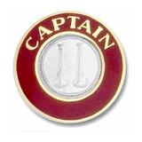 Hookfast Collar Insignia QS-3433 (Captain)