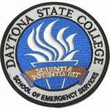 Daytona State College School of Emergency Services PATCH