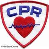 Patch - CPR (Shield)