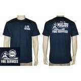Malibu Fire Rescue Duty T-Shirt