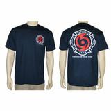 Fire Dept National Emergency Hurricane Response Team T-Shirt