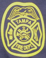 Tampa Fire Department Duty T-Shirt