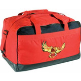 Ultra-Series FIRE EAGLE Gear Bag with MESH (Vented Top with Embroidered Logo) [MEDIUM]