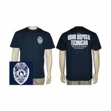 Bomb Squad T-Shirt (If You See Me Running Funny Tee!)