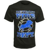 Detroit Fire Department T-Shirt (Sports Series)