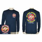 Clark County Fire Rescue LONGSLEEVE Duty T-Shirt [Las Vegas, Nevada]
