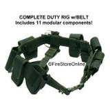 Complete Duty Rig - Nylon (Black)