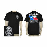 Dallas Police Tactical Response Team Duty T-Shirt