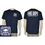 Huntington Beach Fire Department Duty T-Shirt (The Famous O. C.)