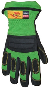 Dragon Fire Ultra Extrication Glove (Green)