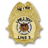 Smith & Warren Mini Badge - S58