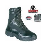 Rocky Fort Hood Side-Zip Duty Boot [WATERPROOF]