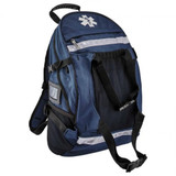 Blue Arsenal 5243 Deluxe Trauma Backpack Trauma Bag with Reflective Trim - Front View