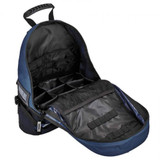 Blue Arsenal 5243 Deluxe Trauma Backpack Trauma Bag with Reflective Trim - Open View