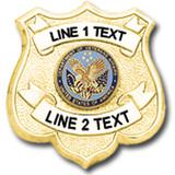 Smith & Warren Mini Badge S52