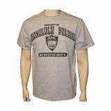 Honolulu Police Athletic T-Shirt (GREY)