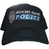 Miami Dade Police Hat