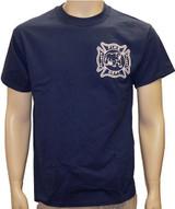 Kodiak Alaska Fire Department Duty T-Shirt - Front