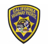 Patch - California Highway Patrol