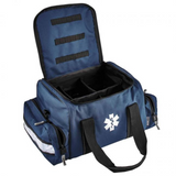 Blue Arsenal 5215 Deluxe Large Trauma Bag with Reflective Trim - Open View