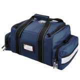 Blue Arsenal 5215 Deluxe Large Trauma Bag with Reflective Trim - Back View
