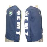 EMT LONGSLEEVE Duty T-Shirt (with Sleeve Prints)